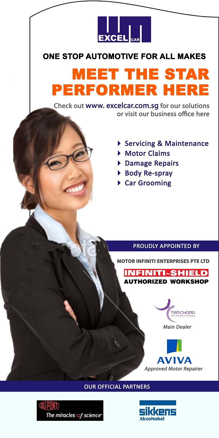 Excel Car Service Centre Pte Ltd