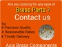 Axis Brass Components