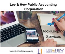 Accounting & Bookkeeping services singapore