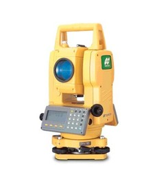 Topcon GTS 255 5 Second Total Station