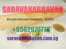 Best south Indian restaurant in little india