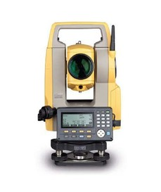 Topcon ES 105 5 Second Reflectorless Total Station