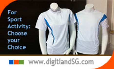 T-Shirt Printing @ DigitLand