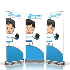 Easy Set Up Pull Up/Roll Up Banner Printing