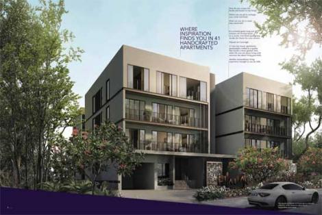 New Launch Property @ Cavenagh
