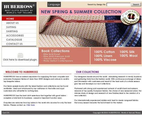 Eurocloth Textiles • Singapore •