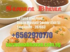Good south Indian restaurant in Tanjong Pagar