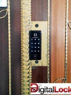 Kaiser+ M-1590 Fingerprint Gate Digital Lock at $399