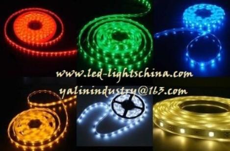 decorative LED rope lighting, holiday energy saving strip light, tape and belt light, LED ribbon
