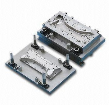 metal stamping die for electric outer shell,made of PC,with 1x1 cavity