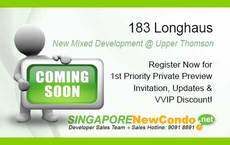 New Launch! 183 Longhaus Floor Plan