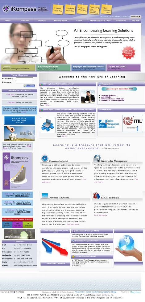 iKompass Pte Ltd