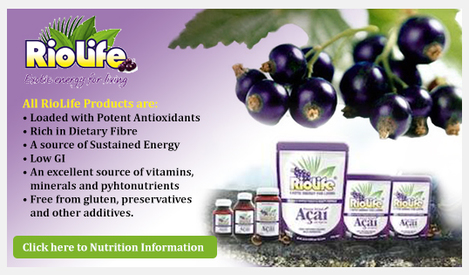 Acai Berry in capsule, powder,flake and snack bar