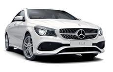 Mercedes-Benz CLA-180 Coupe