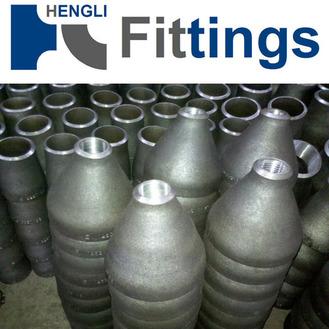 ECC REDUCER EN 10253 carbon steel pipe fitting