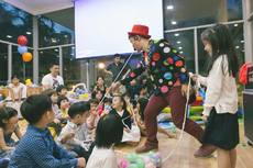 Magic Show For Kids Party