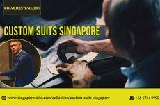 Custom Suits Singapore
