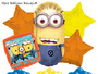 Despicable Me Minion by Party Wholesale Centre
