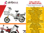 Electric Bikes | Spare Parts & Accessories for E Scooter in Singapore