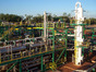 Onshore gas dehydration plant