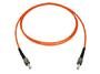 PVC Fiber Optic Patch Cable, Single Mode