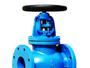 Cast Iron Globe Valves, ASTM A126, DN100