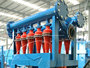 Solids control equipment desilter for sale by KOSUN